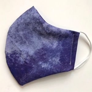 Accessories - 25% OFF 2/More Purple Adult Small Face Mask Cotton